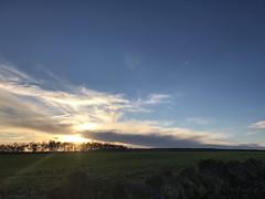 Winter Sky (Jay Bees Pics) Tags: winter sun rays sky moors rural peakdistrict nationalpark derbyshire 2017