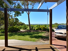 View from McLaren Vale Winery