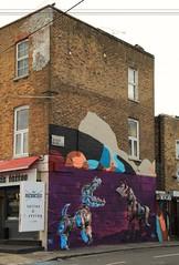 London street art (Gordon.A) Tags: london camdentown ukstreetart londonstreetart streetart art artwork urban mural streetphotography
