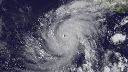 Hurricane Blanca Strengthens by NASA Goddard Photo and Video, on Flickr