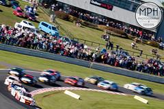 British Touring Car Championship (MPH94) Tags: park west car sport june honda championship cheshire north racing chester civic british motor touring motorracing motorsport btcc typer dunlop msv msa oulton 2015 motoracing msvr