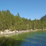 Der Eibsee unterhalb der Zugspitze (07) thumbnail