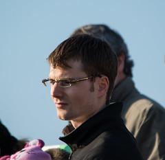 auburn with glasses - 2014-12-21 (Tim Evanson) Tags: cuteguys