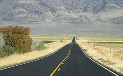 Onward to Nevada!... 20111017_2481 (listorama) Tags: california road usa highway boundary surprisevalley