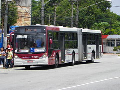 Mercedes-Benz O500UA - CAIO Induscar Mondego HA (Canal Willy Bus) Tags: bus caio mondego articulado sptrans o500ua 675i