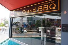 หน้าร้าน The Grand BBQ 5แยกวัชรพล