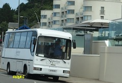 Signature 12 (Coco the Jerzee Busman) Tags: uk bus islands coach signature cannon toyota jersey coaster channel lcb