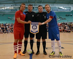 Manchester Futsal 8-6 Kevin Davies Select (KickOffMedia) Tags: park england game net sports senior loss sport club ball manchester stand football goal referee kevin shoot play shot post cheshire kick stadium soccer north atmosphere ground player staff points friendly fields match pitch kickoff fans draw manager northern fc score premier spectator tackle velodrome davies league throw penalty midfielder fa supporters grassroots select striker futsal defender skill goalkeeper keeper stadia nonleague linesman manchesterfootball