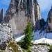 Dolomites, Tre Cime di Lavaredo