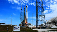 "Atlas V-401 / GPS IIF-10 Launch • <a style=""font-size:0.8em;"" href=""http://www.flickr.com/photos/12150483@N04/19757941655/"" target=""_blank"">View on Flickr</a>"