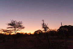 South african's Sunrise (claudio g) Tags: africa sunset sunrise landscape lago wildlife south hyppo ippopotami