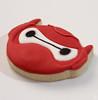 Big Hero 6 - BAYMAX COOKIES! (watchmedostuff) Tags: food cookies kids baking treats teenagers disney animation icing decorated sugarcookies royalicing bighero6 baymax