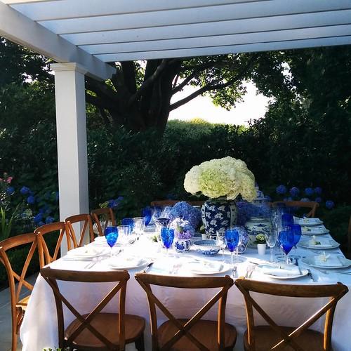 #gorgeous #dinneratsunset #hamptons #kdhamptons #nofilter