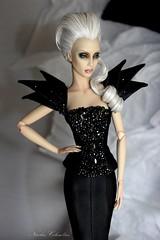 "My creation for Sybarite 16"" (Nikolaï Doll) Tags: outfit doll dress handmade ooak silk persia mansion generationx sybarite superdoll handmadeoutfit le25 rebelprincess nikolaïdoll pfdf2015"