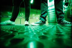 underground (somekeepsakes) Tags: film feet analog germany underground deutschland lomo xpro crossprocessed europa europe velvia converse ubahn analogue chucks fujivelvia50 2011 fujirvp50 fse lcwide