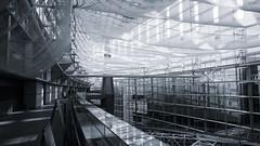 Under repair (lioil) Tags: architecture  yurakucho linescurves rx100m2