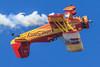 Gene Soucy (Norman Graf) Tags: show cat plane airplane circus aircraft smoke air airshow yuma aerobatics grumman showcat genesoucy agcat n7699 g164 nx7699 2015yumaairshow yumaaircircus