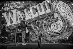 walcot graffiti (Daz Smith) Tags: dazsmith fujixt10 fuji xt10 andwhite bath city streetphotography people candid canon portrait citylife thecity urban streets uk monochrome blancoynegro blackandwhite mono graffiti art mural man smoking cigarette