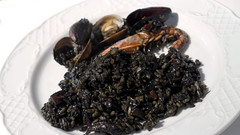 Can Major (2016) (encantadisimo) Tags: arroznegro gambas almejas mejillones