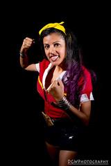 Bombshell Wonder Woman (dgwphotography) Tags: cosplay nycc nycc2016 newyorkcomiccon wonderwoman dccomics dc 50mmf18g nikond600 nikoncls
