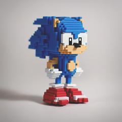 343 | 366 | V (Randomographer) Tags: project366 sonic hedgehog character toy plastic figure kidrobot designer toys vinyl art collectible collectable 50mm video game franchise sega anthropomorphic blue mascot 16bit collectors item 343 366 v