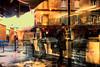 Streetcafé Version II (johann walter bantz) Tags: artofvisual pantin 93 banlieueparisienne xf23mmf14r xpro2 fujifilm reflets colorful streetphoto streetphotography streetart street