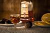 Still life #3 (ipixmo) Tags: cognac brandy cork drink lemon chocolate still life canonfd50mmf14