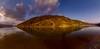 Other view (nickneykov) Tags: nikond7000 tokina1116mm sofia pancharevo panorama dam lake landscape sunset mountain