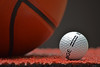 velika i mala lopta / big and small ball (Hrvoje Šašek) Tags: lopta loptica ball košarka basketball golf closeup sport sports