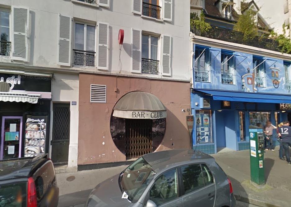 Το λουξ nightclub για λεσβίες στο Παρίσι του 1930