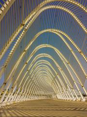 Αrchitecture Αt Ιts Finest (Tassos Gi.) Tags: olympic stadium athens greece architecture sky