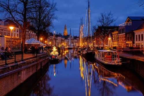 WinterWelVaart reflections
