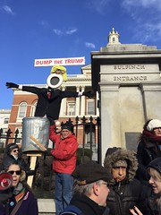 """Dump the Trump"" 
