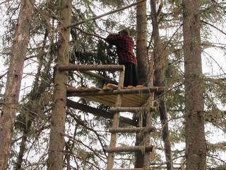 British Columbia Wolf Hunt & Big Game 9