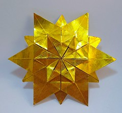 Star (modular.dodecahedron) Tags: origamistar tomokofuse