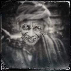 Incredible India series (Nick Kenrick..) Tags: india rajasthan pushkar hindu hipstamatic eyes face character soul