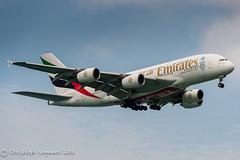 A6-EEE161002SIN (BilderMaennchen) Tags: a380 ek emirates planespotting wsss sin changi nikon d4 airbus a6eee