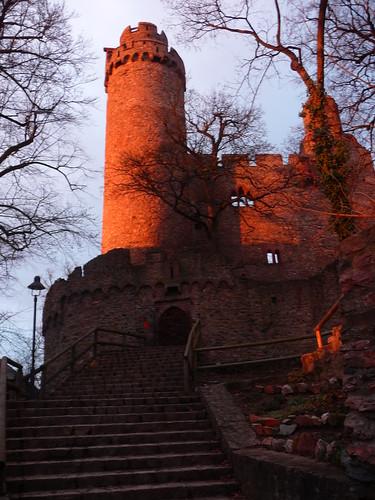 Auerbach Castle Sunset 161227_382i