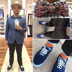 ddf3d4088577bb Outfit 20170101 (Freddie Avalos) Tags  outfit clothes shoes vans bowtie hat  chino socks