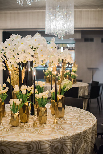 """Great Gatsby Centerpiece • <a style=""""font-size:0.8em;"""" href=""""http://www.flickr.com/photos/81396050@N06/32056382755/"""" target=""""_blank"""">View on Flickr</a>"""
