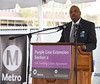 Purple Line Ext section 2 federal funding ceremony (Metro - Los Angeles) Tags: purplelineextension centurycity federalfunding usdepartmentoftransportation anthonyfoxx measurer cmaq tifialoan beverlyhills sectionone sectiontwo summerolympics metroboardofdirectors philwashington