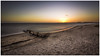 Remains of the day (RissaJT_23) Tags: sunset remnants broken remains sand beach werribeesouth canon canon6d canoneos6d canon1740mm