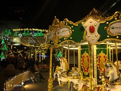 Carousel - Could we just turn back to the childhood (galiang) Tags: merrygoround carousel childhood nightview nightshot instanight child children horse taiwan taipei christmas merrychristmas happynewyear happiness newyear iphone iphone6s iphoneshot 2017 旋轉木馬 台北 台灣 耶誕 耶誕市集 童年 兒童樂園