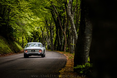 Lusso (TheCarspots Photography) Tags: ferrari 250 gt lusso rally tourauto tourautooptic2000 2016 april thecarspots classic cars 70d canoneos70d grey