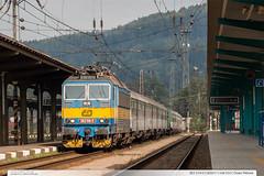 363.114-0 | Os5017 | trať 010 | Česká Třebová (jirka.zapalka) Tags: train czech cd stanice ceskatrebova rada363 os trat010