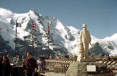 1995-09-23 Grossglockner (beranekp) Tags: austria österreich franz joseph grossglockner