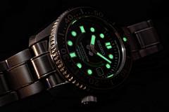 Seiko SBDX017 Marine Master 300 - Nightshot (paflechien33) Tags: seikosbdx017marinemaster300 nightshot fuji xt1 fujinon xf 35mm f2 wr
