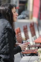 Smoker (if you insist) Tags: eurosmoke smoking smoker candid cigarette female tobacco addict nicotine breath