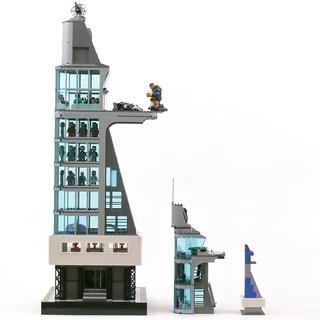 Stark Tower - models