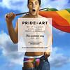 Pride in Art: 15% OFF (Paulysworld) Tags: gay man male art discount rainbow model artist pants underwear pride briefs lgbt undies pantsed skivvies pantsing paulrichmond